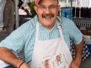 John Wilson, kitchen volunteer