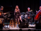 Tierney Sutton with Serge Merlaud, Ralph Humphrey and Mark Summer performs After Blue, The Joni Mitchel Project.