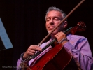 Cellist Mark Summer with Tierney Sutton group