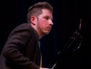 Julian Pollack with the Festival New Jazz Trio