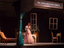 Nikki Einfeld as Rosina in The Barber of Seville.