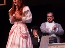 Scene from The Barber of Seville with Nikki Einfeld and Igor Vieira as the doctor plots to marry his ward himself