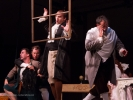 A comic scene from The Barber of Seville
