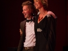 Kathleen Grace and Julian Pollack received a standing ovation for the encore.