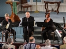 The Festival Chamber Players wind octet performing Mozart's Serenade for Winds