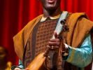 Ngoni master Bassekou Kouyate performed West African music from Mali.