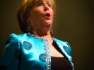 Frederica von Stade sang an aria from Mozart's Cosi fan tutte in Orchestra Concert No. 2, July 22