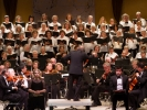 The central core of the MMF Orchestra and Chorus