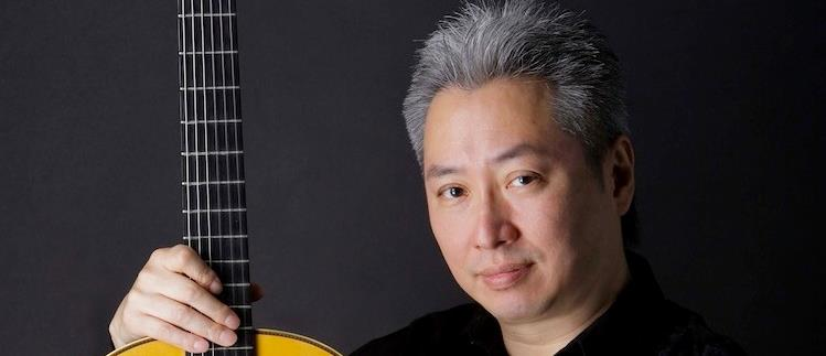 Program will feature guitarist Shin-Ichi Fukuda, a student of Takemitsu's.
