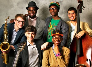 Monk PAHS All-Star Sextet 2013