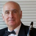 Eric Kritz, clarinet
