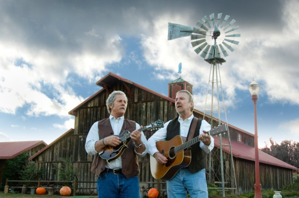 Chris Hillman and Herb Pedersen: Legends of Country Rock